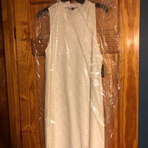Brand new white dress